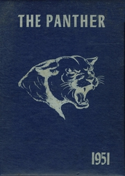 1951 Edition, Petroleum High School - Panther Yearbook (Petroleum, IN)