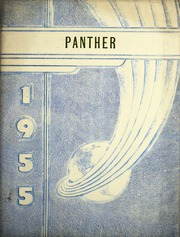 1955 Edition, Petroleum High School - Panther Yearbook (Petroleum, IN)