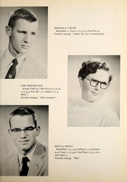 Page 15, 1955 Edition, Petroleum High School - Panther Yearbook (Petroleum, IN) online yearbook collection