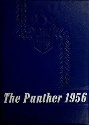 1956 Edition, Petroleum High School - Panther Yearbook (Petroleum, IN)