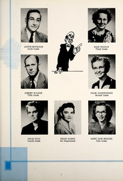 Page 11, 1956 Edition, Petroleum High School - Panther Yearbook (Petroleum, IN) online yearbook collection