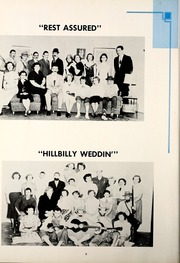 Page 12, 1956 Edition, Petroleum High School - Panther Yearbook (Petroleum, IN) online yearbook collection