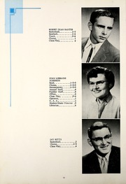 Page 14, 1956 Edition, Petroleum High School - Panther Yearbook (Petroleum, IN) online yearbook collection