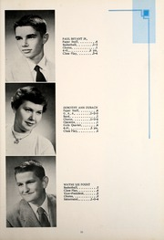 Page 15, 1956 Edition, Petroleum High School - Panther Yearbook (Petroleum, IN) online yearbook collection