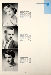 Page 16, 1956 Edition, Petroleum High School - Panther Yearbook (Petroleum, IN) online yearbook collection