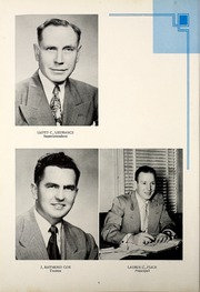 Page 8, 1956 Edition, Petroleum High School - Panther Yearbook (Petroleum, IN) online yearbook collection