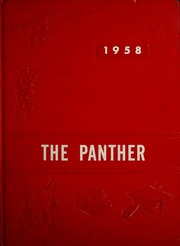 1958 Edition, Petroleum High School - Panther Yearbook (Petroleum, IN)