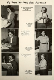 Page 11, 1959 Edition, Petroleum High School - Panther Yearbook (Petroleum, IN) online yearbook collection
