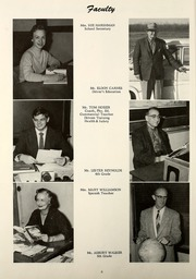 Page 12, 1959 Edition, Petroleum High School - Panther Yearbook (Petroleum, IN) online yearbook collection
