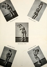 Page 17, 1959 Edition, Petroleum High School - Panther Yearbook (Petroleum, IN) online yearbook collection