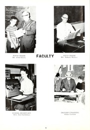 Page 12, 1960 Edition, Petroleum High School - Panther Yearbook (Petroleum, IN) online yearbook collection