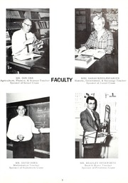 Page 13, 1960 Edition, Petroleum High School - Panther Yearbook (Petroleum, IN) online yearbook collection