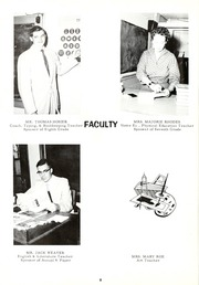 Page 14, 1960 Edition, Petroleum High School - Panther Yearbook (Petroleum, IN) online yearbook collection