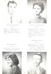 Page 17, 1960 Edition, Petroleum High School - Panther Yearbook (Petroleum, IN) online yearbook collection