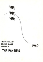 Page 7, 1960 Edition, Petroleum High School - Panther Yearbook (Petroleum, IN) online yearbook collection