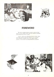 Page 8, 1960 Edition, Petroleum High School - Panther Yearbook (Petroleum, IN) online yearbook collection