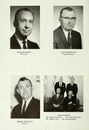 Page 10, 1963 Edition, Petroleum High School - Panther Yearbook (Petroleum, IN) online yearbook collection