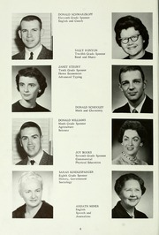 Page 12, 1963 Edition, Petroleum High School - Panther Yearbook (Petroleum, IN) online yearbook collection