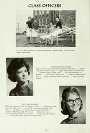 Page 16, 1963 Edition, Petroleum High School - Panther Yearbook (Petroleum, IN) online yearbook collection