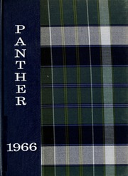 1966 Edition, Petroleum High School - Panther Yearbook (Petroleum, IN)