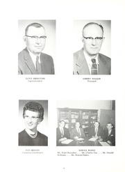 Page 10, 1966 Edition, Petroleum High School - Panther Yearbook (Petroleum, IN) online yearbook collection