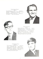 Page 13, 1966 Edition, Petroleum High School - Panther Yearbook (Petroleum, IN) online yearbook collection