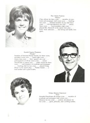 Page 16, 1966 Edition, Petroleum High School - Panther Yearbook (Petroleum, IN) online yearbook collection