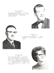Page 17, 1966 Edition, Petroleum High School - Panther Yearbook (Petroleum, IN) online yearbook collection