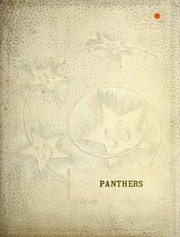 1956 Edition, Pickford High School - Panther Yearbook (Pickford, MI)