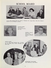Page 11, 1960 Edition, Amphitheater High School - Panther Trails Yearbook (Tucson, AZ) online yearbook collection