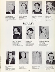 Page 12, 1960 Edition, Amphitheater High School - Panther Trails Yearbook (Tucson, AZ) online yearbook collection