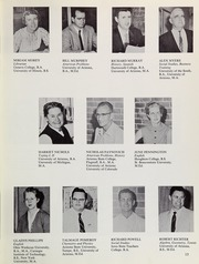 Page 15, 1960 Edition, Amphitheater High School - Panther Trails Yearbook (Tucson, AZ) online yearbook collection