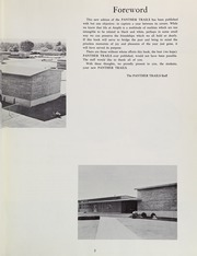 Page 5, 1960 Edition, Amphitheater High School - Panther Trails Yearbook (Tucson, AZ) online yearbook collection