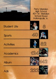 Page 5, 1980 Edition, Perry Meridian High School - Passages Yearbook (Indianapolis, IN) online yearbook collection