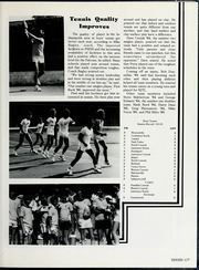 Perry Meridian High School - Passages Yearbook (Indianapolis, IN) online yearbook collection, 1984 Edition, Page 121