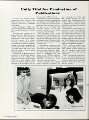 Page 80, 1984 Edition, Perry Meridian High School - Passages Yearbook (Indianapolis, IN) online yearbook collection