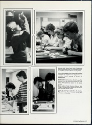 Page 81, 1984 Edition, Perry Meridian High School - Passages Yearbook (Indianapolis, IN) online yearbook collection
