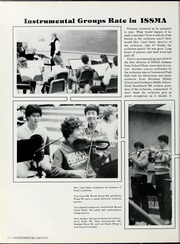 Page 86, 1984 Edition, Perry Meridian High School - Passages Yearbook (Indianapolis, IN) online yearbook collection