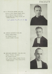 Page 15, 1947 Edition, Marmion Military Academy - Pass N Review Yearbook (Aurora, IL) online yearbook collection