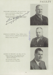 Page 17, 1947 Edition, Marmion Military Academy - Pass N Review Yearbook (Aurora, IL) online yearbook collection