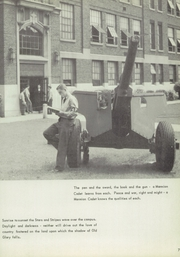 Page 11, 1954 Edition, Marmion Military Academy - Pass N Review Yearbook (Aurora, IL) online yearbook collection