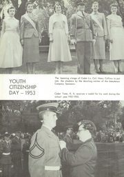 Page 14, 1954 Edition, Marmion Military Academy - Pass N Review Yearbook (Aurora, IL) online yearbook collection