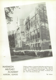 Page 6, 1954 Edition, Marmion Military Academy - Pass N Review Yearbook (Aurora, IL) online yearbook collection
