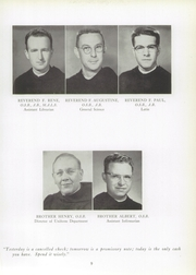 Page 13, 1955 Edition, Marmion Military Academy - Pass N Review Yearbook (Aurora, IL) online yearbook collection