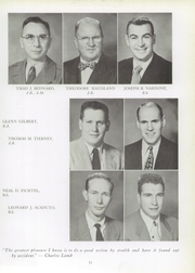 Page 15, 1955 Edition, Marmion Military Academy - Pass N Review Yearbook (Aurora, IL) online yearbook collection