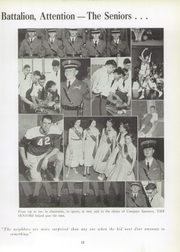 Page 17, 1955 Edition, Marmion Military Academy - Pass N Review Yearbook (Aurora, IL) online yearbook collection