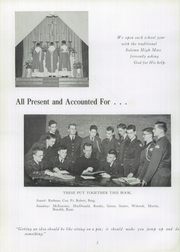 Page 6, 1955 Edition, Marmion Military Academy - Pass N Review Yearbook (Aurora, IL) online yearbook collection