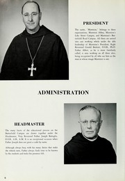 Page 12, 1964 Edition, Marmion Military Academy - Pass N Review Yearbook (Aurora, IL) online yearbook collection