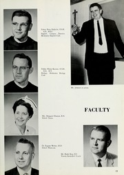 Page 17, 1964 Edition, Marmion Military Academy - Pass N Review Yearbook (Aurora, IL) online yearbook collection