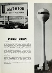Page 9, 1964 Edition, Marmion Military Academy - Pass N Review Yearbook (Aurora, IL) online yearbook collection